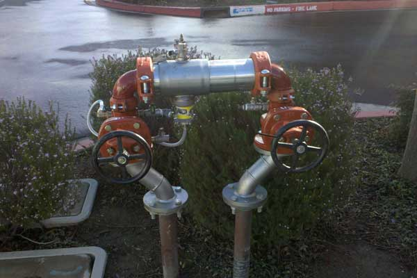 Backflow Testing & Repair