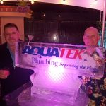 Aquatek Ice Sculpture