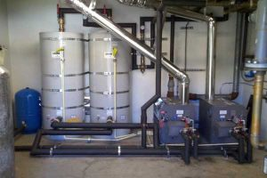 Water Heaters & Boilers
