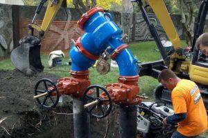 Backflow Testing & Repair