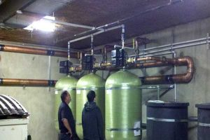 Commercial Water Repiping Services