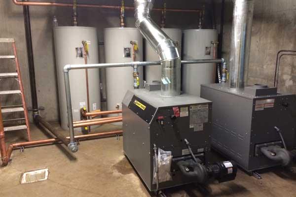 Boiler Installs & Maintenance